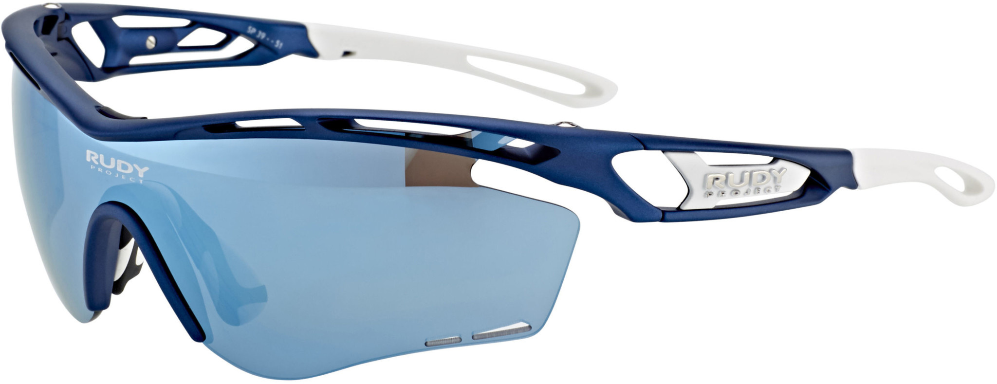 Rudy Project Rudy Project Tralyx Blue Metal Matte MLS Ice Pry