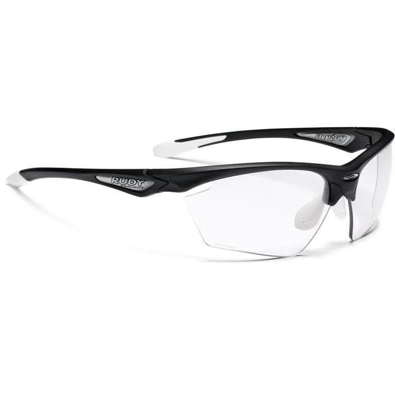 Rudy Project STRATOFLY BLACK GLOSS PHOTO CLEAR LENSES