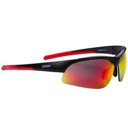 BBB BSG-47 - Impress Glasses (Matt Black, Red Lens)
