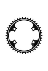 FC-9000 chainring 42T ME, for 54-42T / 55-42T Silver / Black 42 teeth