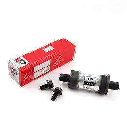 vp components cassette bottom bracket set 68*115mm