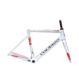 Colnago Colnago C-RS Frame Fork & Head Set 52s White Red