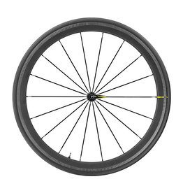 Mavic Mavic, Cosmic Pro Carbon SL UST, Wheel, Front, 700C, Holes: 18, QR, 100mm