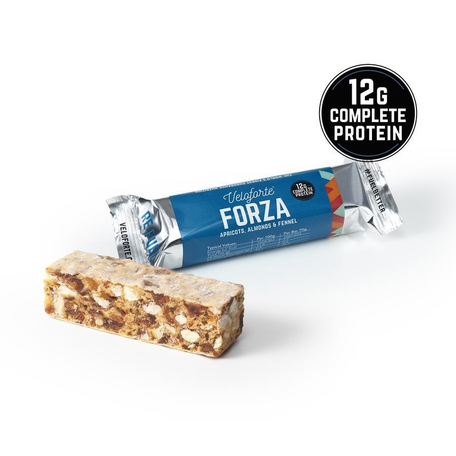 veloforte Veloforte Forza Apricots Almonds Fennel Bar 70g