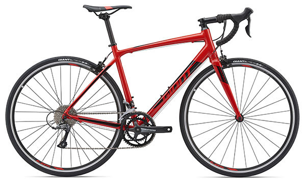 Giant Giant Contend 2 Pure Red M