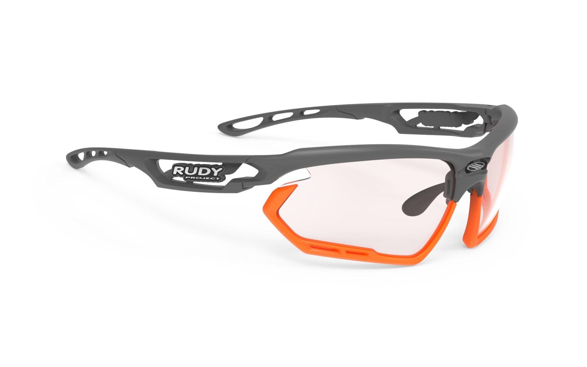 Rudy Project Rudy Project Fotonyk Glass Pymbo/Mandarin Impact X2 Red