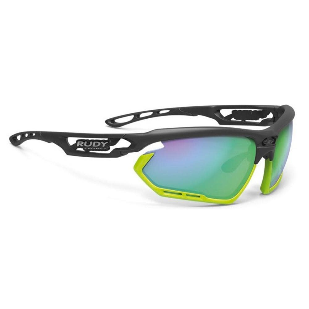 Rudy Project Rudy Project Fotonyk Glass Black Matte Polar 3FX MLS Green