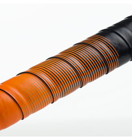 Fizik Black & Orange Vento Bartape, Microtex Tacky