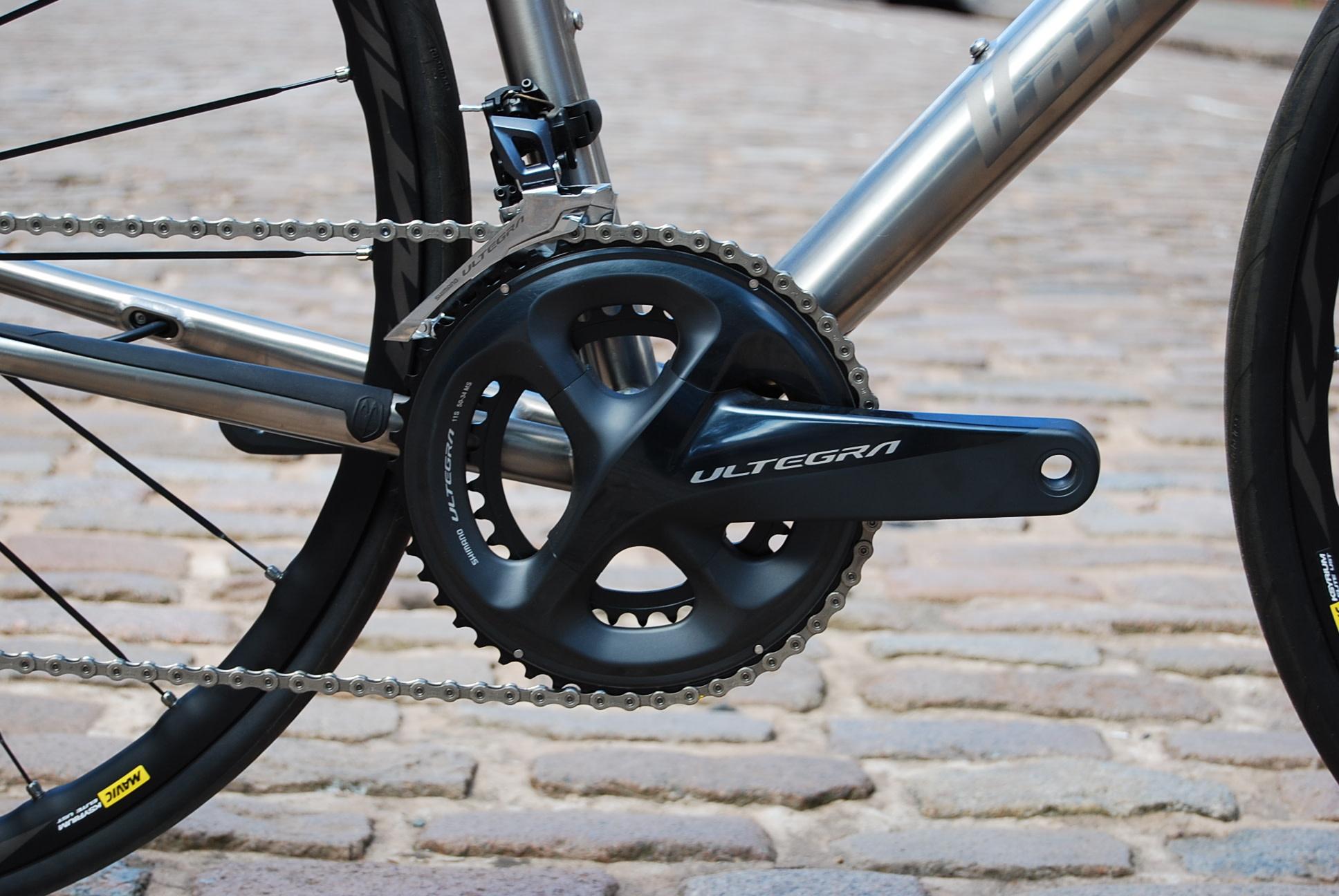Van Nicholas Van Nicholas Skeiron r8000 disk 53cm