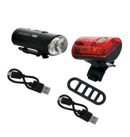 Oxford Ultratorch Mini+ LED Light Set