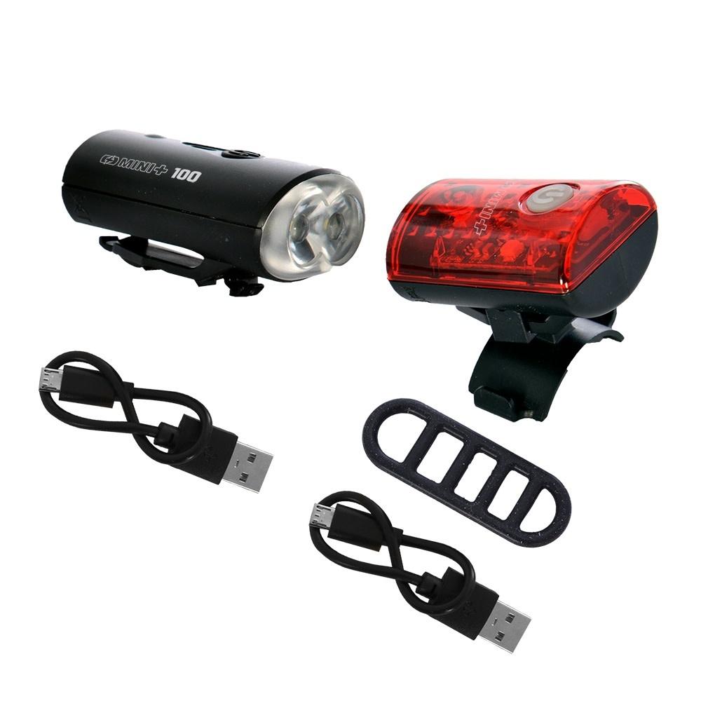 oxford Oxford Ultratorch Mini+ LED Light Set