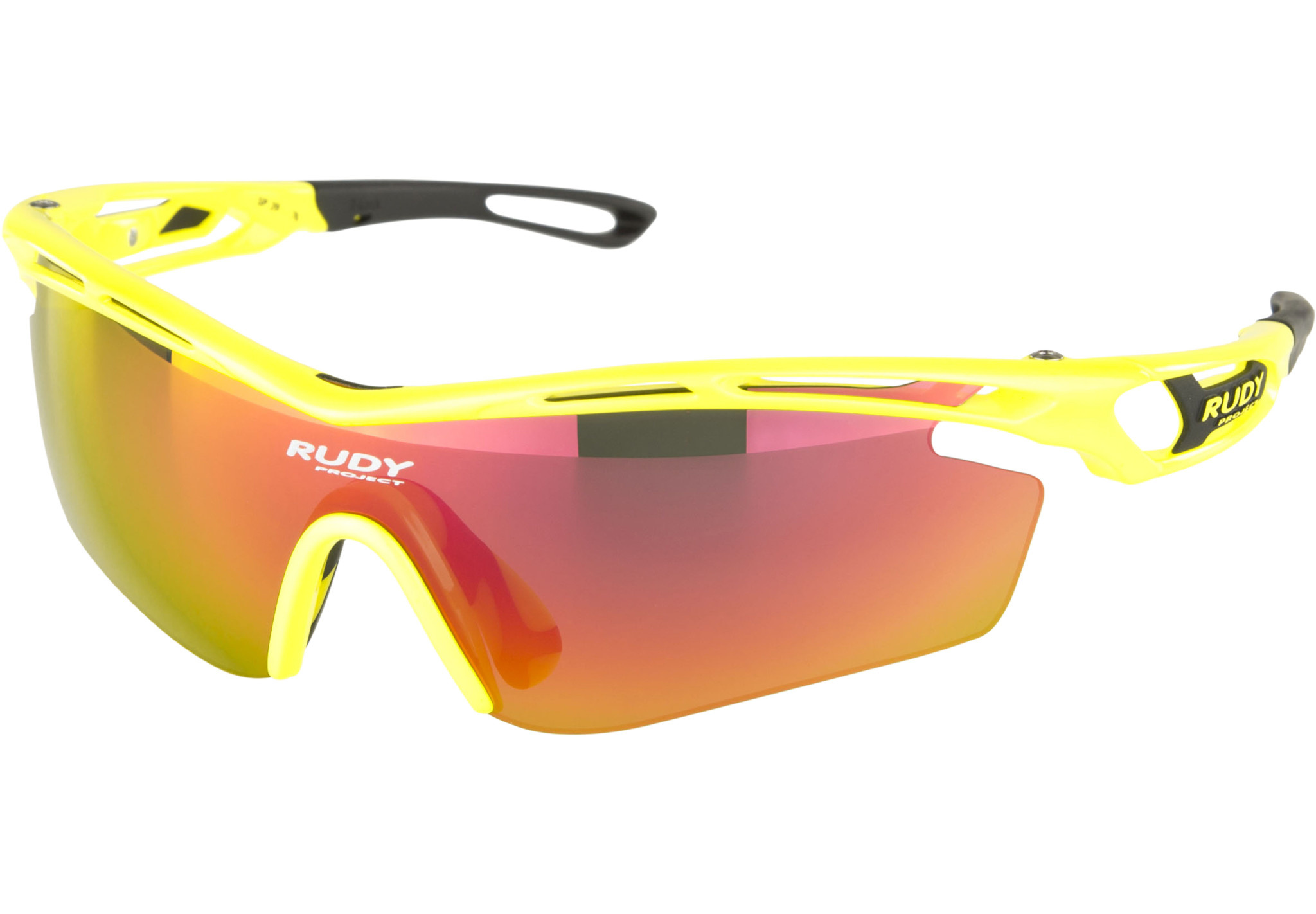 Rudy Project TRALYX SX YELLOW FLUO GLOSS MULTILASER ORANGE