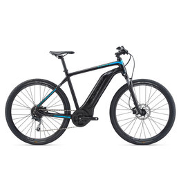 Giant 2020 Explore E+ 4 GTS 25km/h S Black (S)