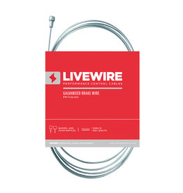 LiveWire Stainless Steel Brake Wire 1.5mm x 1.8m