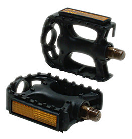 Oxford Resin MTB Pedals 9/16'' - Black