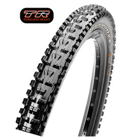 Maxxis High Roller II 29 x 2.30 60 TPI Folding Dual Compound ExO / TR tyre Black 29 x 2.30 inches DL