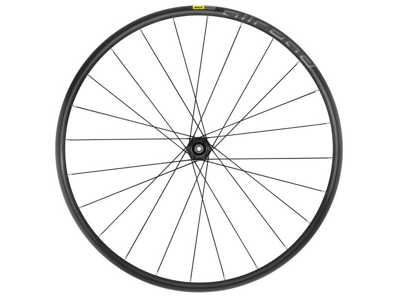 Mavic Mavic, Allroad Disc, Wheel, Rear, 700C / 622, Holes: 24, 12mm TA, 142mm, Disc Center Lock, Shimano HG 11