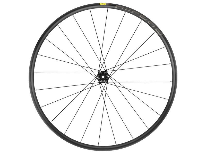 Mavic Mavic, Allroad Disc, Wheel, Front, 700C / 622, Holes: 24, 12mm TA, 100mm, Disc Center Lock