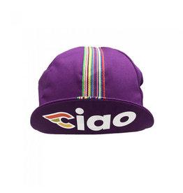 Cinelli Cinelli Ciao Purple Cap