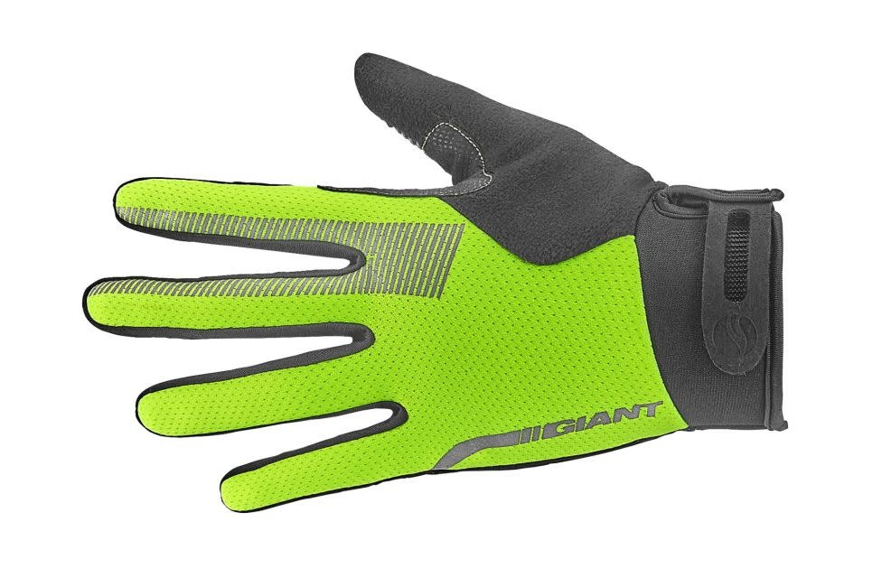 Giant ILLUME CHILL LF GLOVE NEON YELLOW S
