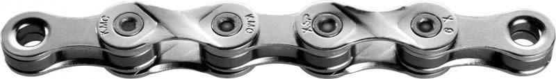 X9 Silver Chain 114L