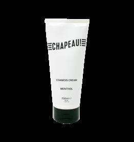 Chapeau! Chapeau!, Menthol Chamois Cream, Tube, 200ml
