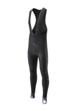 Chapeau! Chapeau!, Mens Club Thermal Bibtights, Carbon Grey,