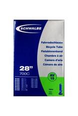 "Schwalbe 28""x700 Valve tube AV 15"