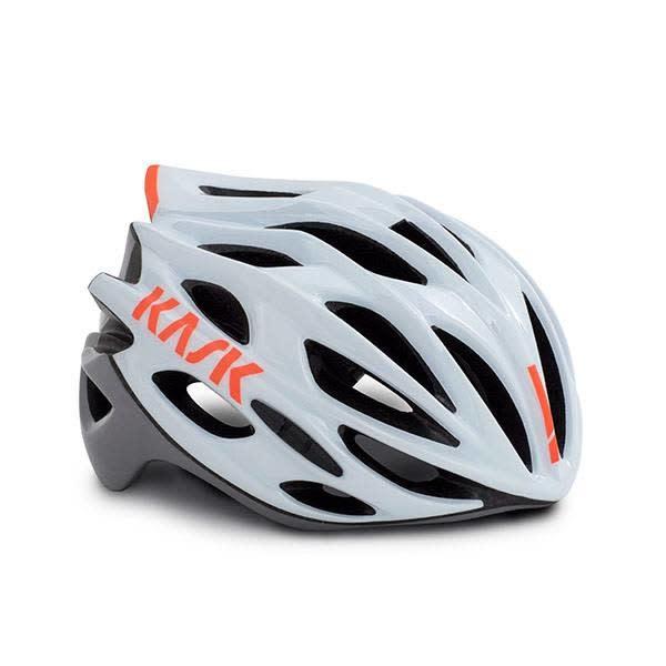 Kask Kask Mojito X White/Ash/Orange Fluo M