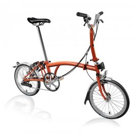 Brompton Flame Lacquer