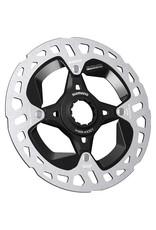 RT-MT900 XTR disc rotor, Ice Tech FREEZA, 160 mm Silver / Black Centre Lock - 160 mm