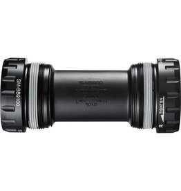 BB-R9100 Dura-Ace HollowTech II bearing cups - 70 mm Italian thread Black Italian thread