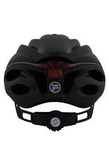 Oxford Metro-Glo Helmet Black Large (56-62cm)
