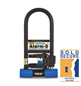 Oxford Alarm-D Maxi 320mm x 173mm