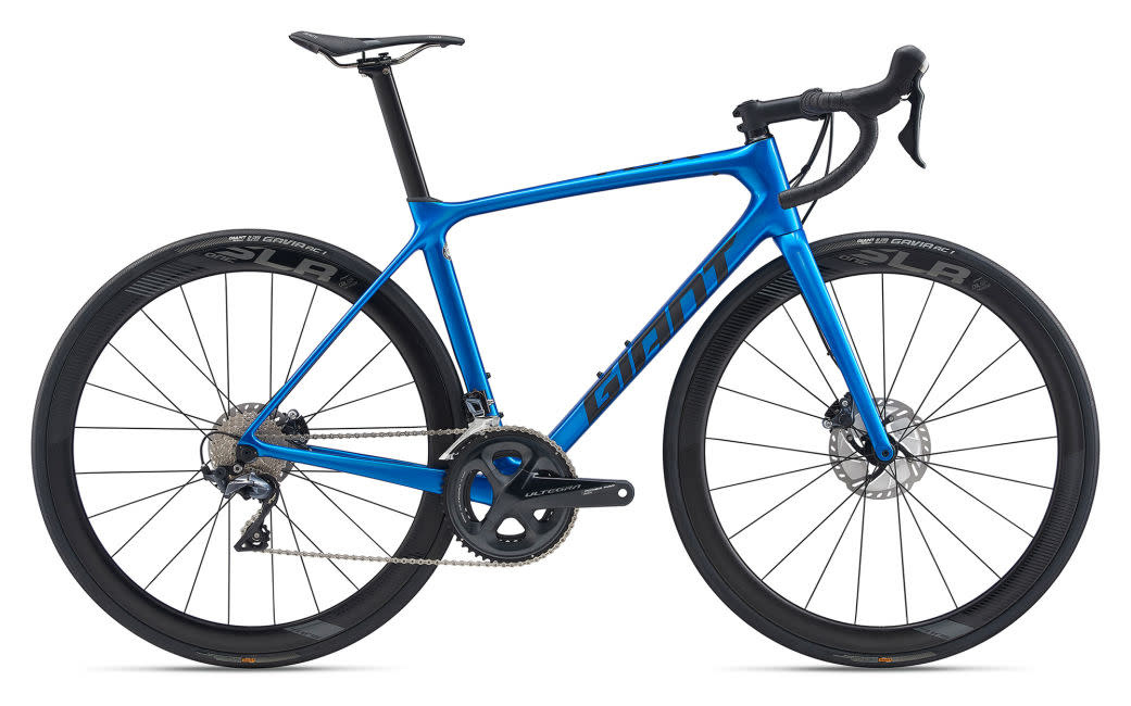Giant TCR Advanced Pro 2 Disc XL Metallic Blue
