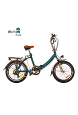Juicy Juicy Folding Electric Bike - Compact Click : River
