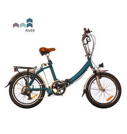 Juicy Juicy Folding Electric Bike - Compact Click : River