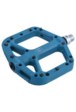 oxford Oxford Loam 20 Nylon flat pedals - Blue