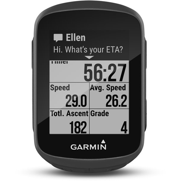 Garmin Edge 130 - GPS enabled computer Black