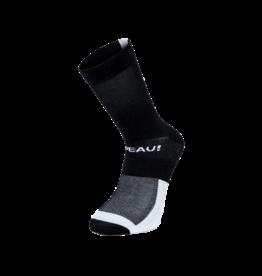 Chapeau! Chapeau!, Club Socks, Exclamation Mark, Black/White, 40-43