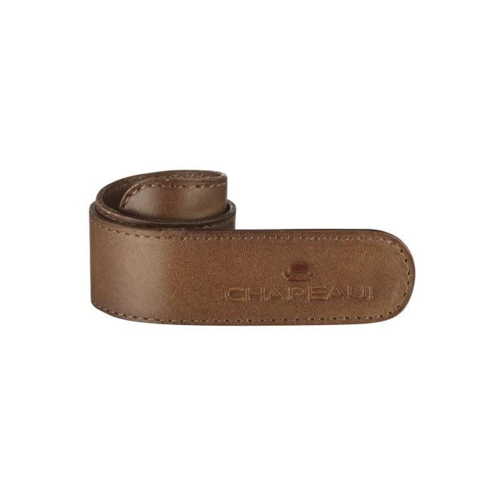 Chapeau! Chapeau Leather Trouser strap - Brown