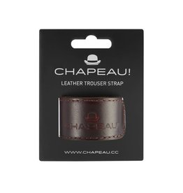 Chapeau! Chapeau Leather Trouser strap - Oxblood