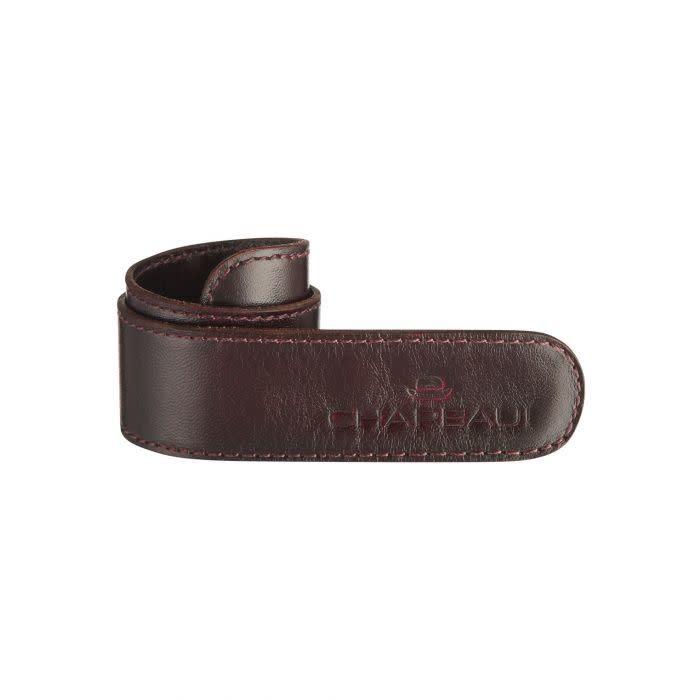 Chapeau! Chapeau Leather Trouser strap - Oxblood