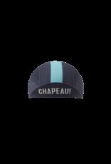 Chapeau! Chapeau! Cotton Cap Charly Gaul Deep Ocean S/M