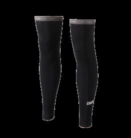 Chapeau! Chapeau! Men's Winter Leg Warmers Technical - Black L/XL