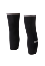 Chapeau! Chapeau! Men's winter knee warmers technical - Black S/M