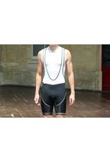 i-ride Ride Clothing Tec Bib Black White Medium
