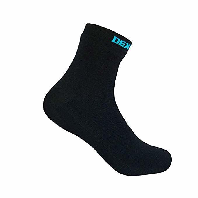Dexshell SOCKS Ultra Thin X-Large, DEXSHELL, 3 layer construction, Waterproof/Windproof, soft, supple, dry & warm