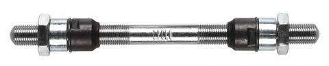 Weldtite 10.0 x 175mm Chrome Moly Axle
