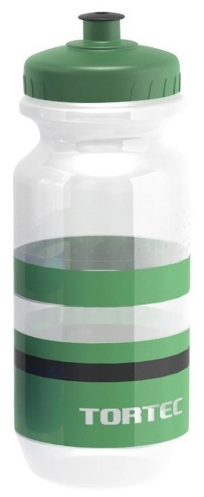 JET WATER BOTTLE 710ML: CLEAR/GREEN/BLACK